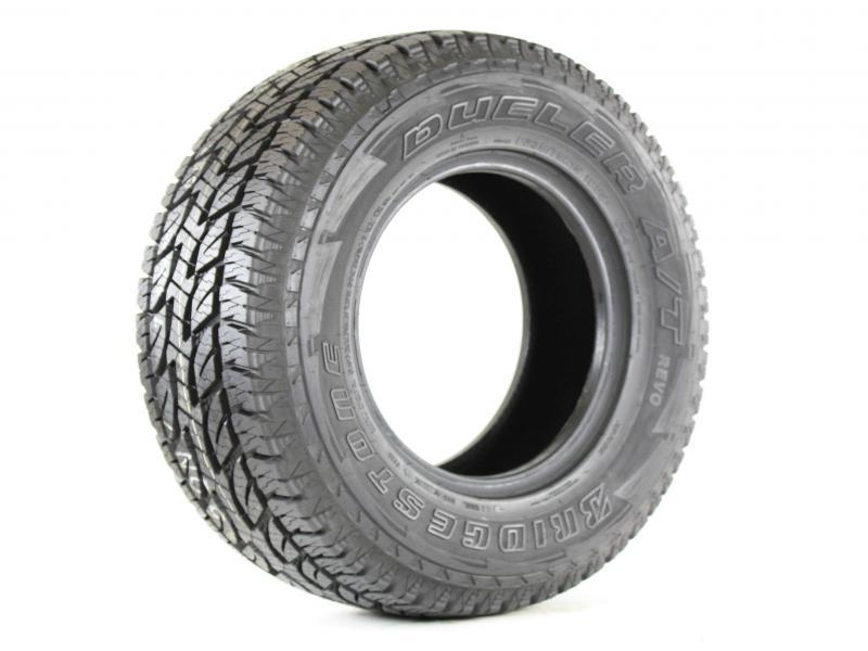 Bridgestone Dueler A/t Revo Uni-t