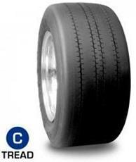 Interco M&h Muscle Car Drag - Tread C