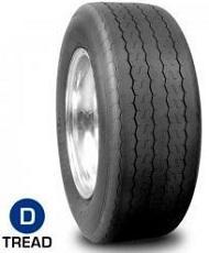 Interco M&h Muscle Car Drag - Tread D