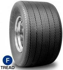 Interco M&h Muscle Car Drag - Tread F